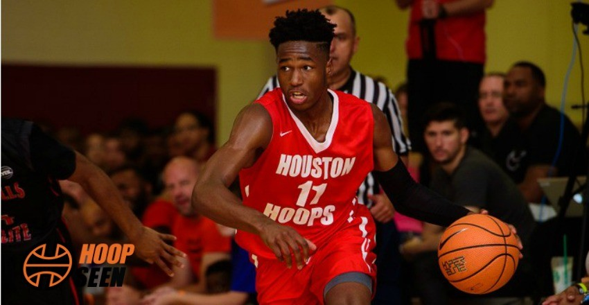 TCU lands the verbal commitment of top-100 guard RJ Nembhard.