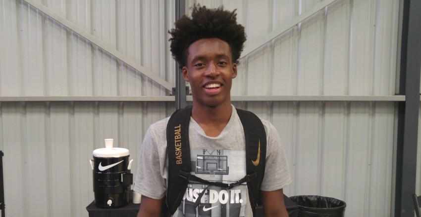 Collin Sexton speaks on his unbelievable and dominating summer campaign along with the tabbed nickname of the Young Bull.