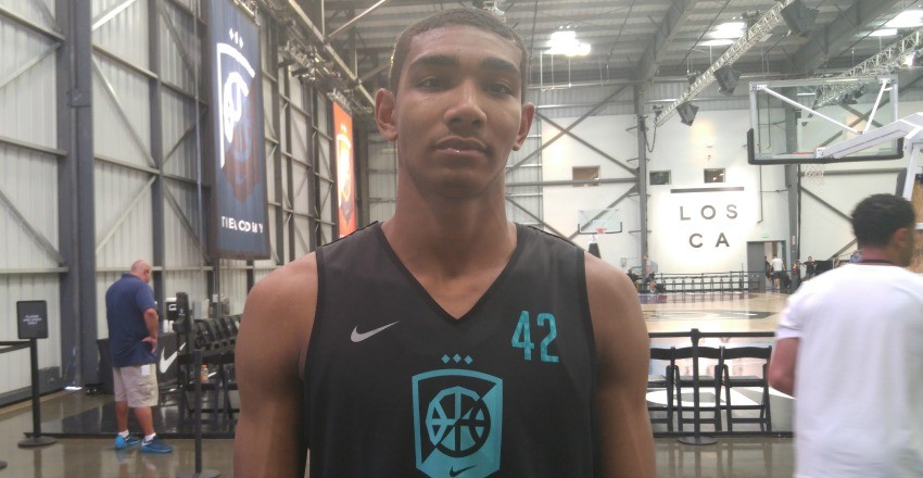 Xavier, Indiana, and Villanova stand out for Jermaine Samuels, a four-star wing in the 2017 class.