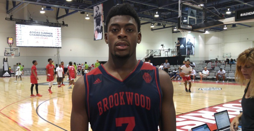 Luguentz Dort leaves a lasting impression on the college coaches on hand on Saturday while Nick Weatherspoon and Darryl Morsell give further intel on their college recruitments.