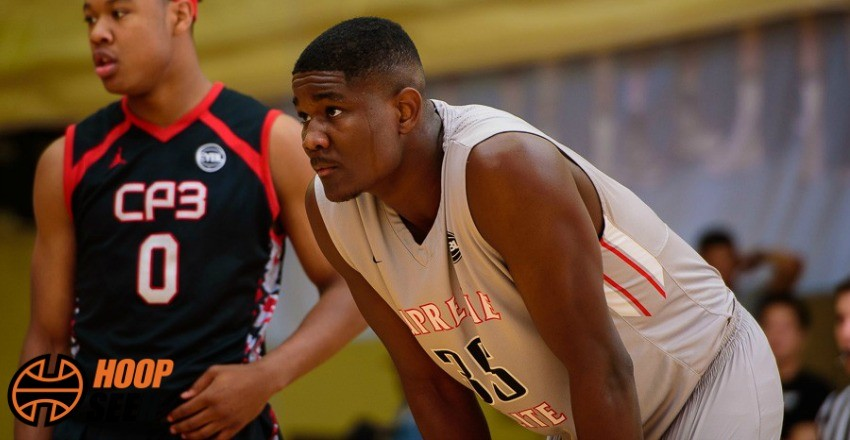 DeAndre Ayton makes his claim as the best that there is in high school ball from day two at the Nike Peach Jam.