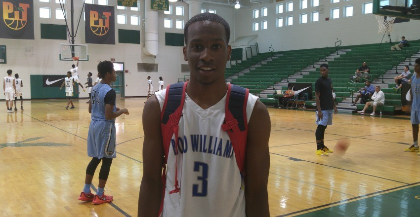 Matt Coleman continues to round out his game as the elite of the elite catch a glimpse of the speedy lefty guard.