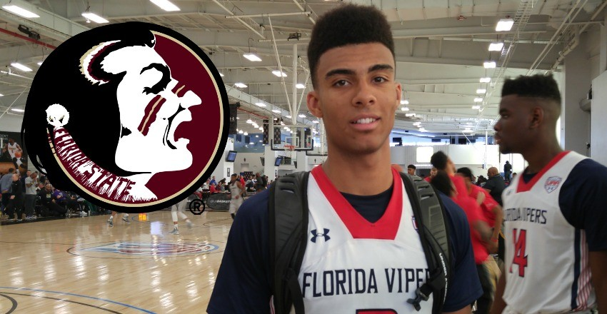 Anthony Polite commits to Florida State.