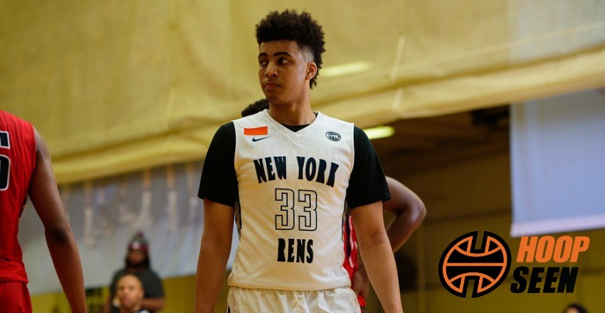 We take a look at five new names that the public should be on the look out for when our next 2017 HoopSeen Rankings are released.