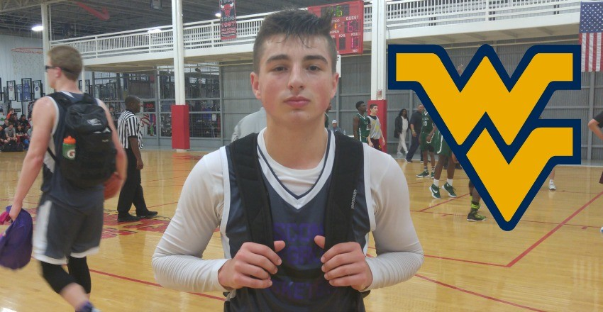Jordan McCabe commits to WVU.