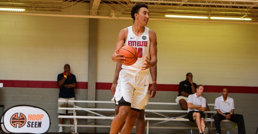 David Nickelberry cuts things down to a final four with a visit already planned for next month.