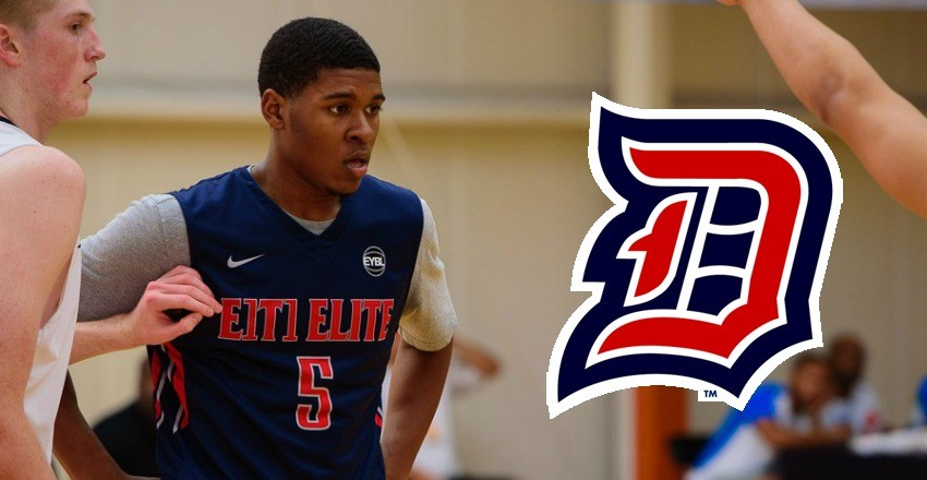 Darius Banks becomes the second member of the Duquesne Dukes 2017 recruiting class.