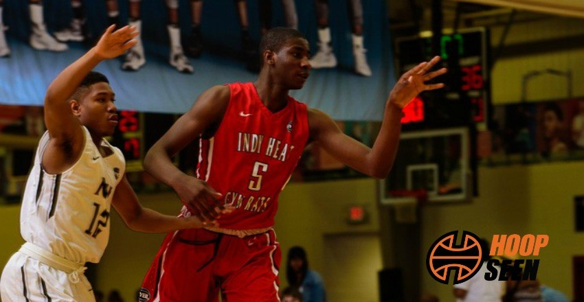 Jaren Jackson becomes the first commitment to Michigan State from the 2017 class.