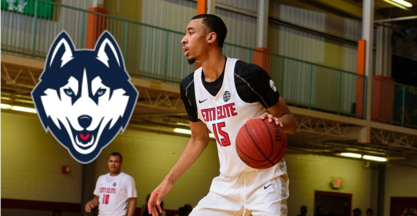 UConn makes another splash within the 2017 class in landing the services of top-125 forward Tyler Polley.