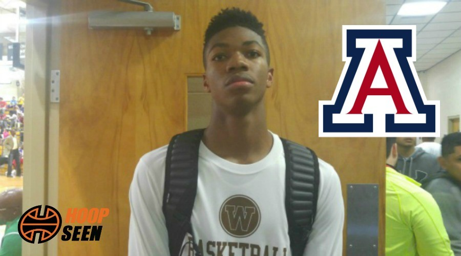 Arizona adds further to its elite class as Brandon Randolph calls himself a Wildcat.