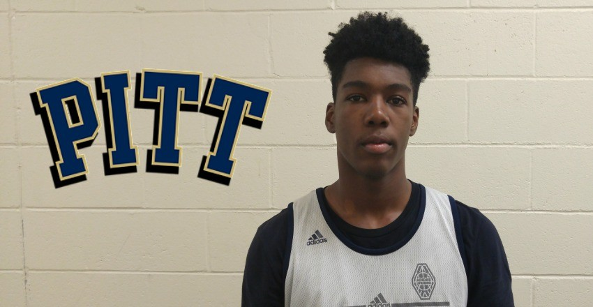 Pitt lands it second top-125 guard commit from the 2017 class coming in the form of Marcus Carr.