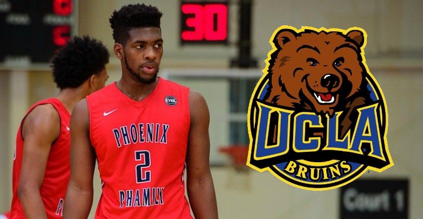 Cody Riley makes it official by committing to UCLA, giving the Bruins a top-five recruiting class.