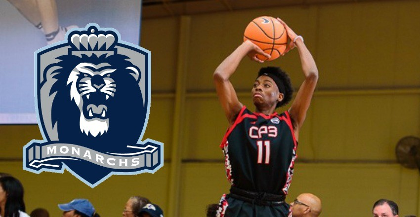 Old Dominion lands one of the best shooters of the ball, 2017 guard Michael Hueitt.