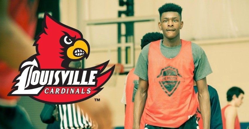 Louisville adds further to its loaded 2017 recruiting class, this time landing the verbal commitment from Lance Thomas.