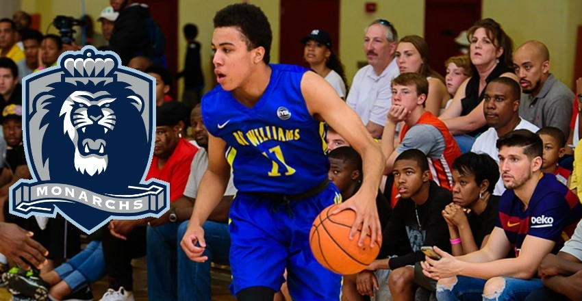 Old Dominion finds itself another premier shooter from the 2017 class in Marquis Godwin.