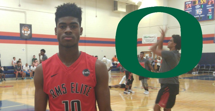 Oregon picks up the commitment of 2017 guard VJ Bailey, a top-100 guard from Texas.
