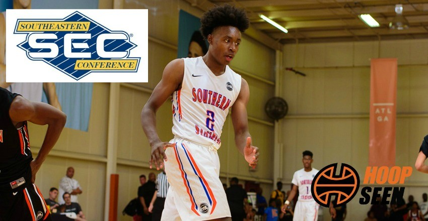 The SEC cashes in with a highmark day on the recruiting trail; could it translate to the hardwood?