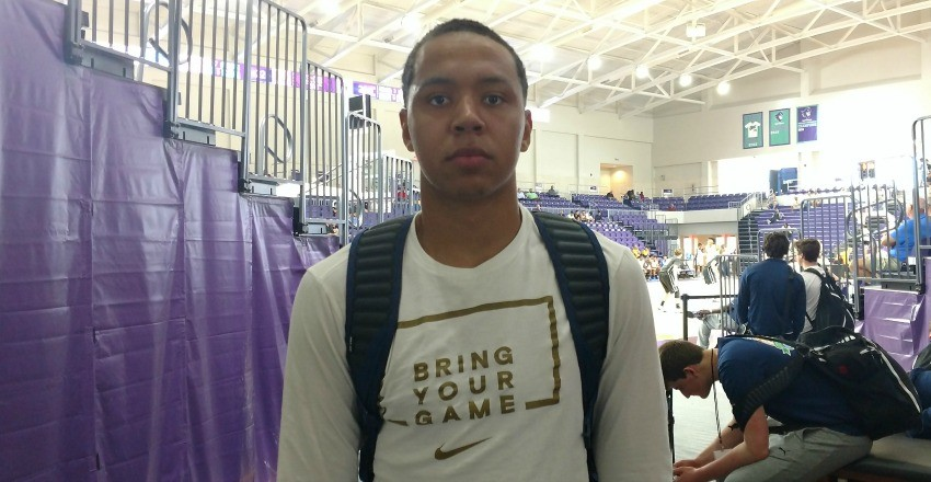 Isaiah Kelly produces at the City of Palms Classic as he names an early top four.