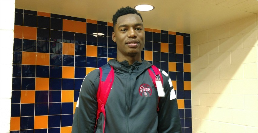 Brandon McCoy speaks on his final five as he plans on finishing out his season before focusing on a final college decision.