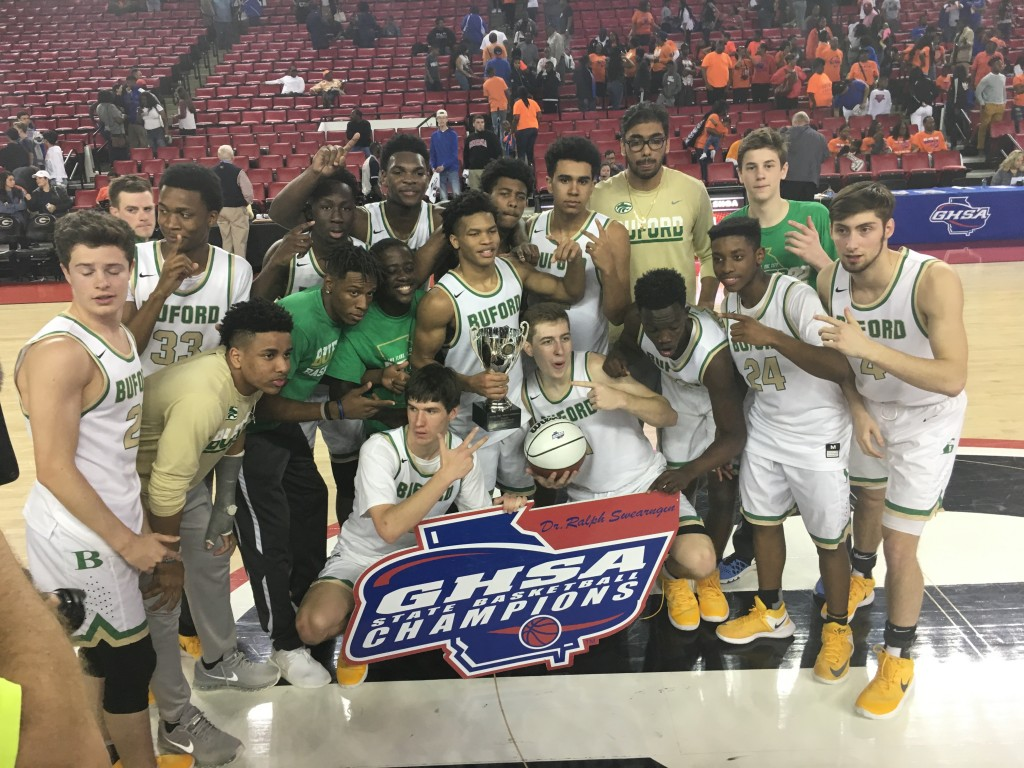 Buford state title