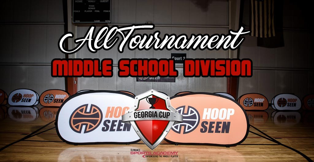 Georgia Cup I 2017 All Tournament Middle School