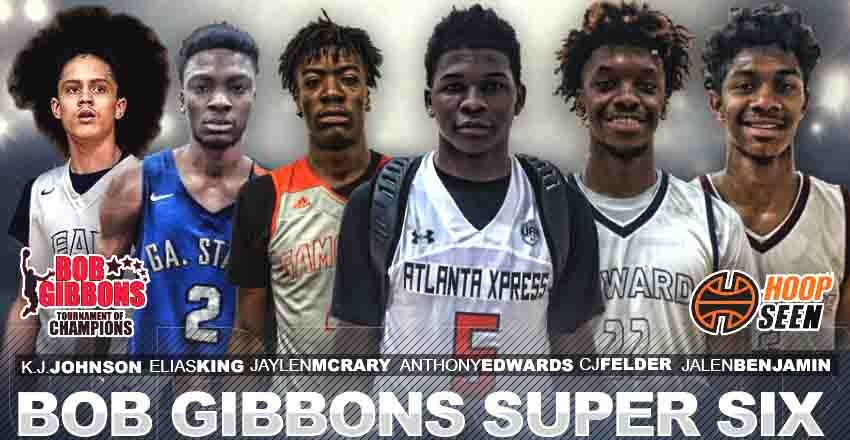 2018 Bob Gibbons Tournament of Champions Super Six