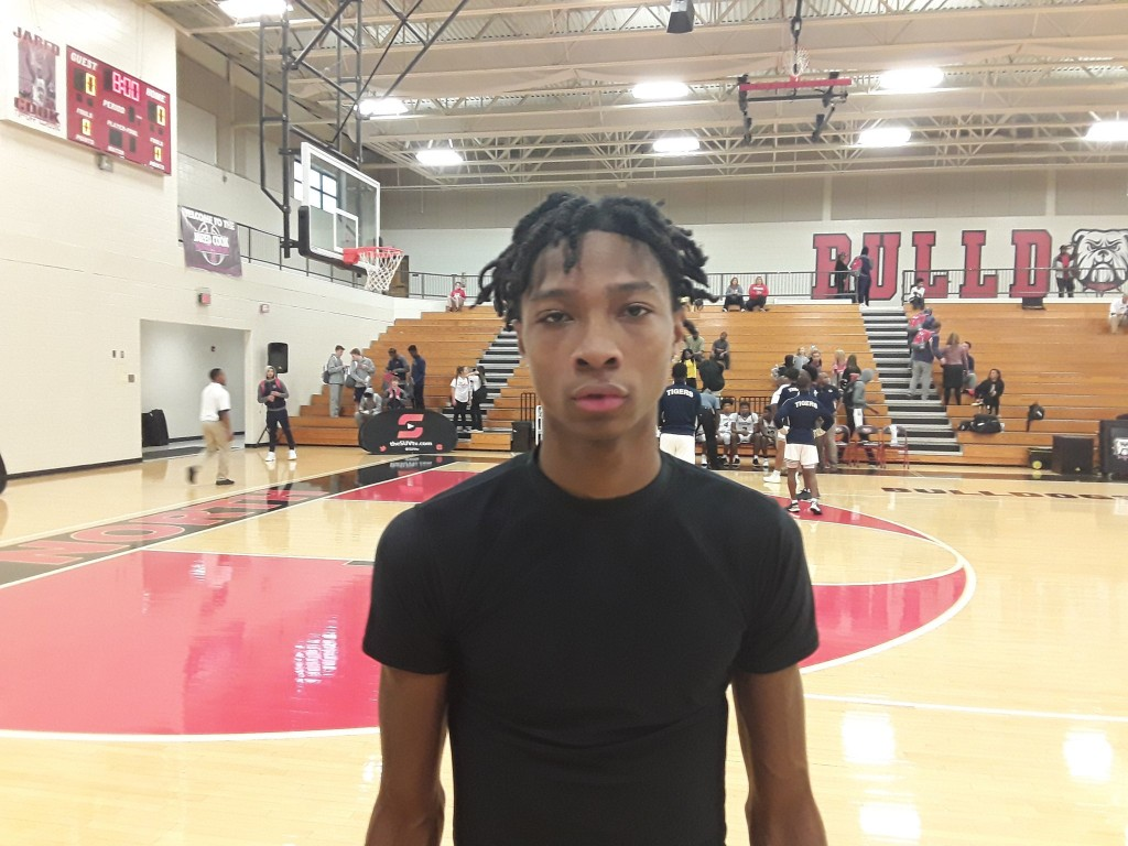Eric Gaines HoopSeen Lithonia