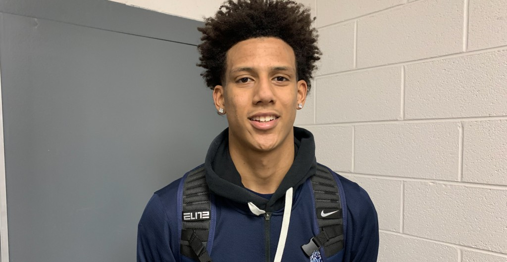 jalen johnson talks about no  1 in 2020  recruiting