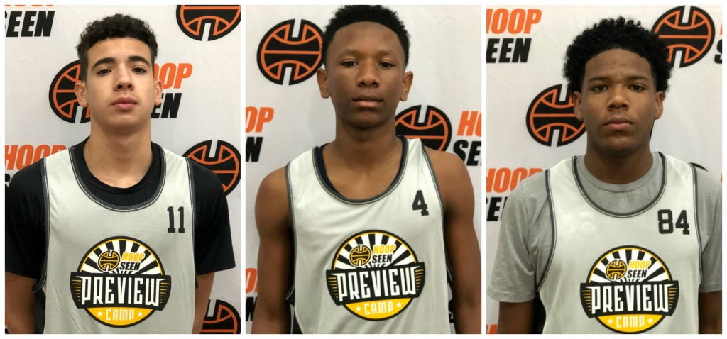 HoopSeen Middle School Preview camp