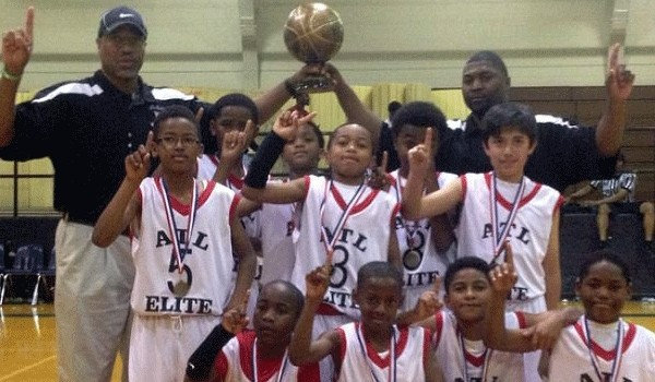 ATL Elite 4th Grade Champions of the HoopSeen Shootout