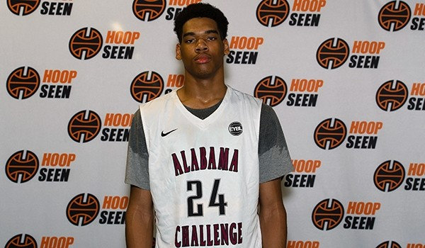 Several SEC schools are hot on the trail of 2017 PF Garrison Brooks.