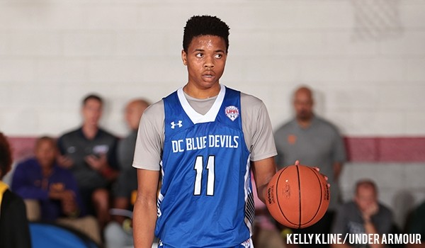 Markelle Fultz shocks the nation and picks Washington as his college home.