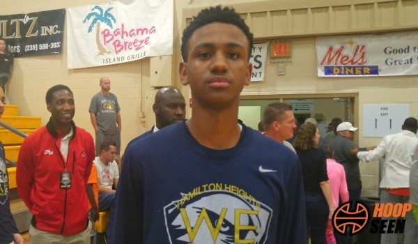 Nickeil Alexander-Walker speaks on dream offer.