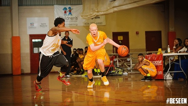Jaylen Fisher Team Thad