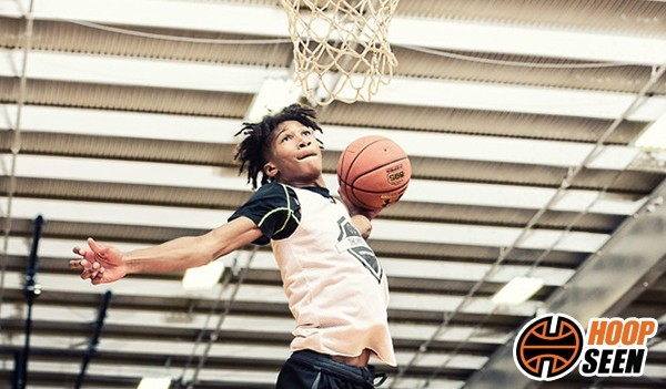 JoJo Toppin made a name for himself at the Fall Preview.