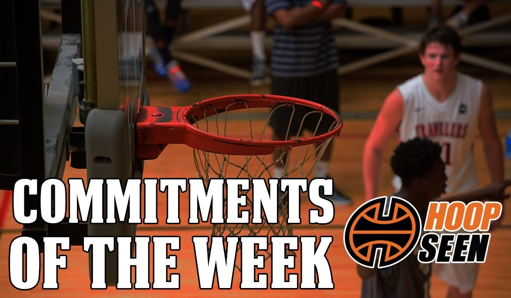 We run down the top commits of the week along with the entire list of commits received over the past seven days.