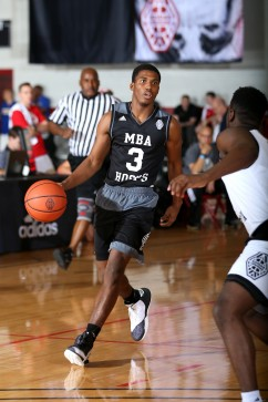 Weatherspoon is averaging 23.4 points, 5.1 rebounds and 3.6 assists a game over eight games on the adidas circuit.