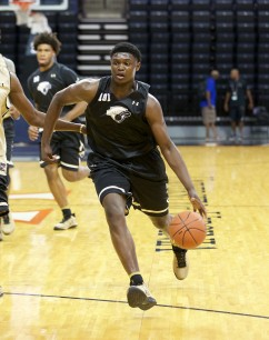 Zion Williamson Photo: Kelly Kline