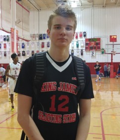 Justin Ahrens and Robby Carmody set to visit Ohio State today.